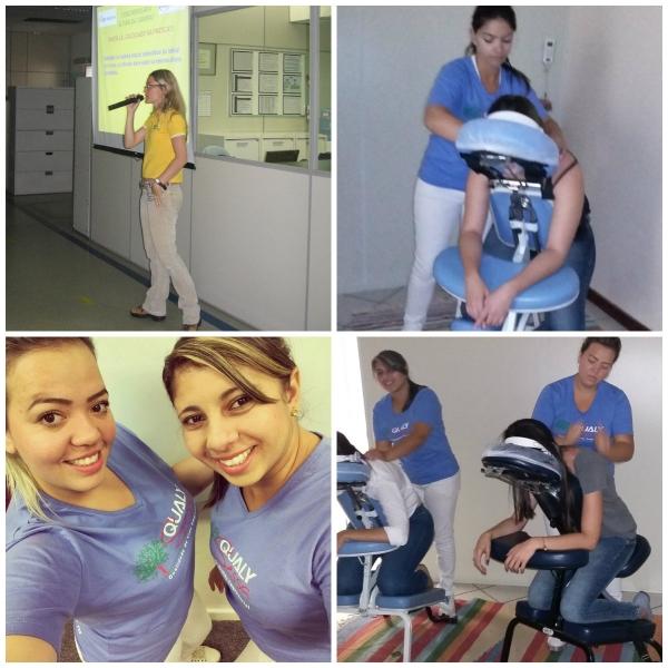 Em Novembro, a equipe Qualy Sessa esteve presente em duas SIPATs (Semana Interna de Prevenção de Acidentes de Trabalho) realizadas em empresas localizadas na região de Campinas.