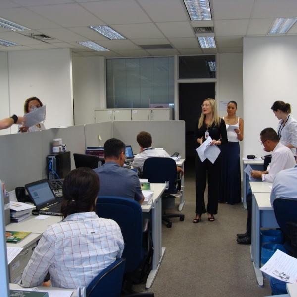 Nutron Alimentos recepciona equipe Qualy Sessa na SIPAT 2012