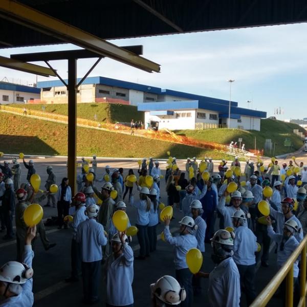 Qualy Sessa realiza Dia do Desafio em empresa de Itapira